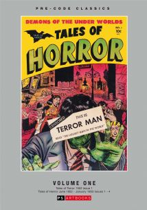 Pre-Code Classics Tales Of Horror Volume 1